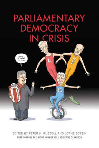 Parliamentary Democracy in Crisis 9781442610149