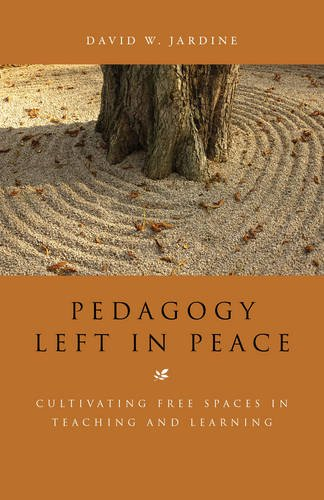 Pedagogy Left in Peace: Cultivating Free Spaces in Teaching and Learning 9781441163295