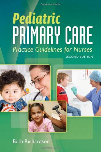 Pediatric Primary Care: Practice Guidelines for Nurses 9781449600433