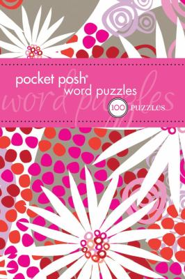 Pocket Posh Word Puzzles: 100 Puzzles 9781449419691