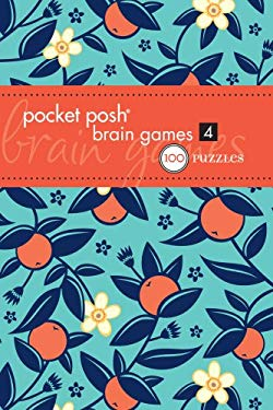 Pocket Posh Brain Games 4 9781449418243