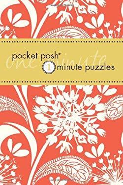 Pocket Posh 1 Minute Puzzles 9781449400651