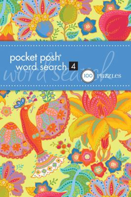 Pocket Posh Word Search 4: 100 Puzzles 9781449415747