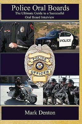 Police Oral Boards 9781442157996