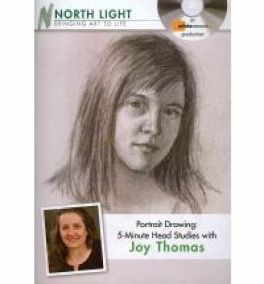 Portrait Drawing - 5-Minute Head Studies with Joy Thomas 9781440307799