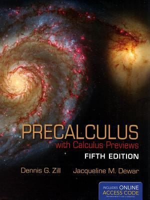 Precalculus: With Calculus Previews [With Access Code] 9781449649128