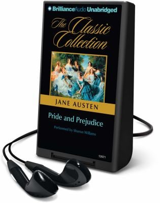 Pride and Prejudice [With Earbuds] 9781441874726