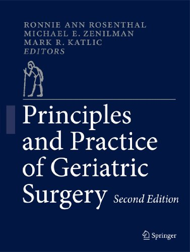 Principles and Practice of Geriatric Surgery - 2nd Edition