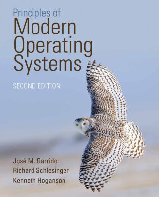 Principles of Modern Operating Systems [With CDROM] 9781449626341