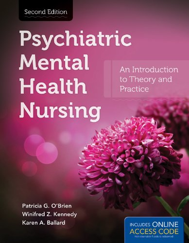Psychiatric Mental Health Nursing: An Introduction to Theory and Practice 9781449651749