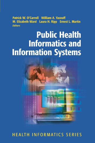 Public Health Informatics and Information Systems 9781441930187