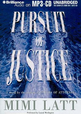 Pursuit of Justice 9781441841575