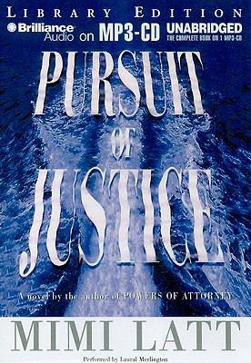 Pursuit of Justice 9781441841582