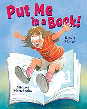 Put Me in a Book! 9781443100793