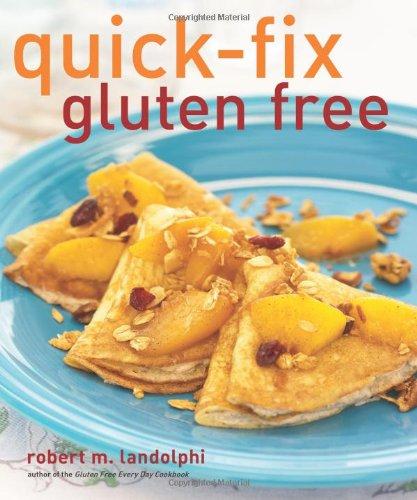 Quick-Fix Gluten Free 9781449402938