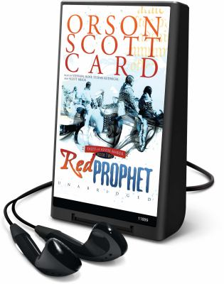 Red Prophet [With Earbuds] 9781441734051