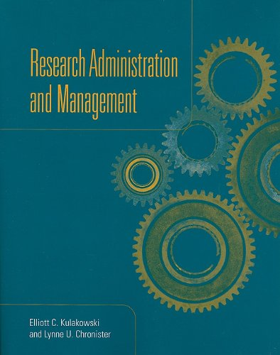 Research Administration and Management 9781449634407