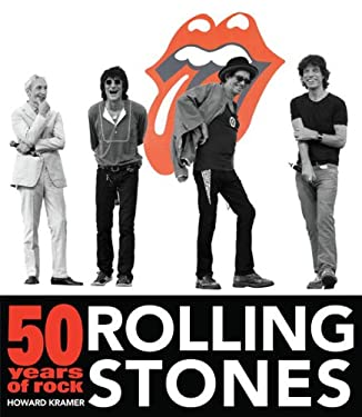 The Rolling Stones: 50 Years of Rock 9781440218293