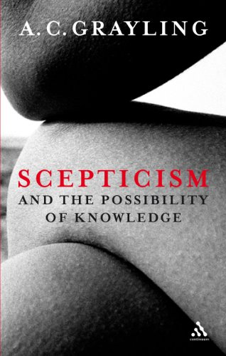 Scepticism and the Possibility of Knowledge 9781441154361