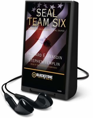 SEAL Team Six: Memoirs of an Elite Navy SEAL Sniper [With Earbuds]