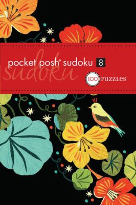 Pocket Posh Sudoku 8 9781449401245