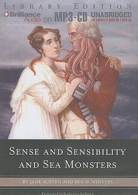 Sense and Sensibility and Sea Monsters 9781441824370