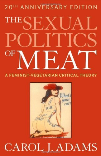 The Sexual Politics of Meat: A Feminist-Vegetarian Critical Theory 9781441173287