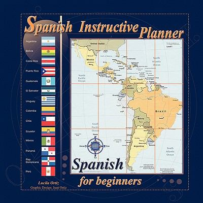 Spanish Instructive Planner 9781441596109