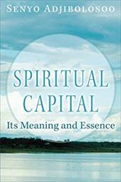 Spiritual Capital: Its Meaning and Essence 20734478