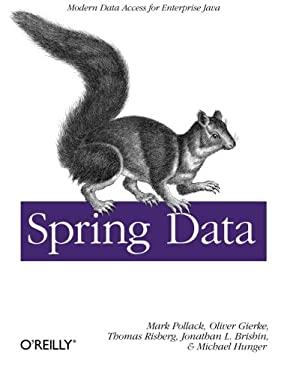Spring Data 9781449323950