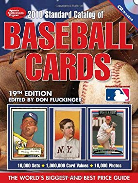 Standard Catalog of Baseball Cards [With CDROM] 9781440203602