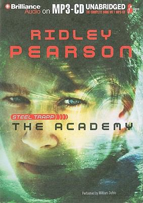 Steel Trapp: The Academy 9781441830418