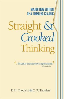 Straight & Crooked Thinking 9781444117189