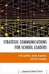 Strategic Communications for School Lead...