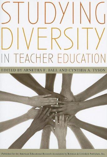 Studying Diversity in Teacher Education 9781442204416