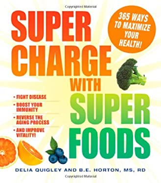 Supercharge with Superfoods 9781440502361