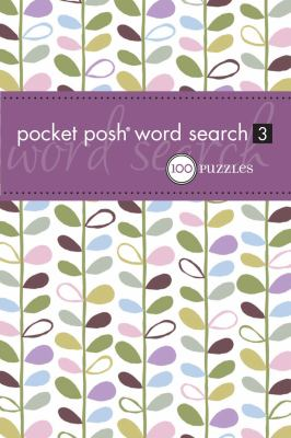 Pocket Posh Word Search 3: 100 Puzzles 9781449401269