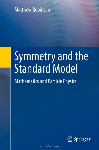 Symmetry and the Standard Model: Mathematics and Particle Physics 9781441982667