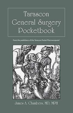 Tarascon General Surgery Pocketbook 9781449628628
