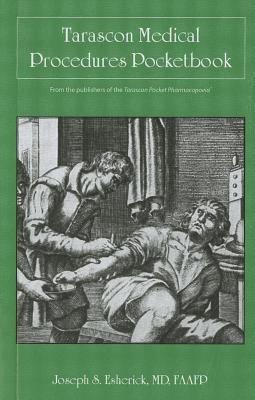 Tarascon Medical Procedures Pocketbook 9781449626488
