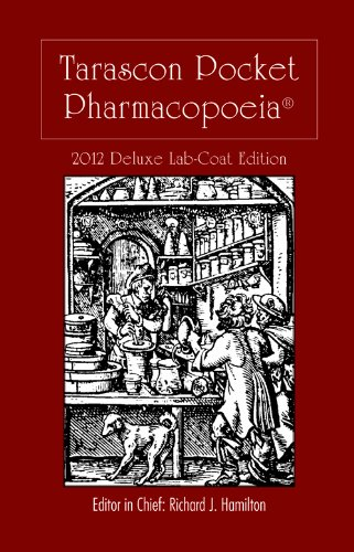 Tarascon Pocket Pharmacopoeia, Deluxe Lab-Coat Edition 9781449624279