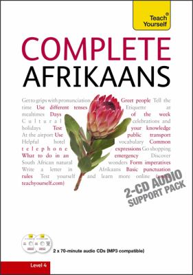 Teach Yourself Complete Afrikaans 9781444105889