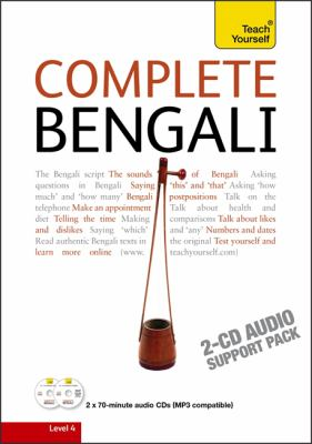 Teach Yourself Complete Bengali 9781444106961