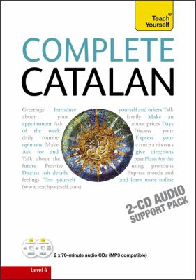 Teach Yourself Complete Catalan 9781444105667