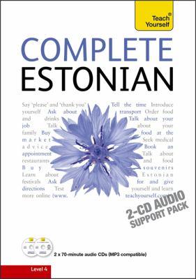 Teach Yourself Complete Estonian 9781444107005
