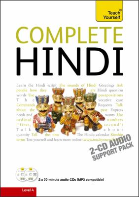 Teach Yourself Complete Hindi 9781444106930