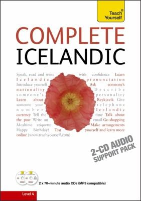 Teach Yourself Complete Icelandic 9781444105384