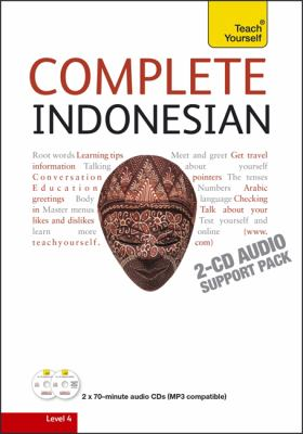 Teach Yourself Complete Indonesian (Bahasa Indonesia) 9781444102437