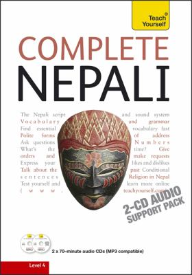 Complete Nepali: Teach Yourself 9781444101980