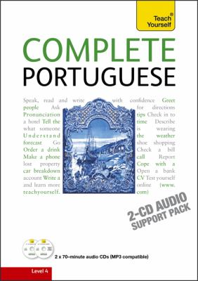 Teach Yourself Complete Portuguese 9781444107692